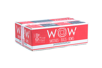 WOW Smoothies Mix doos A SM3,7,8,9,11 (30x150gr) image
