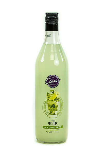 Virgin Mojito Cocktail 1L (Alcohol Free) image